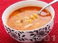 Фасул чорба - класическа рецепта